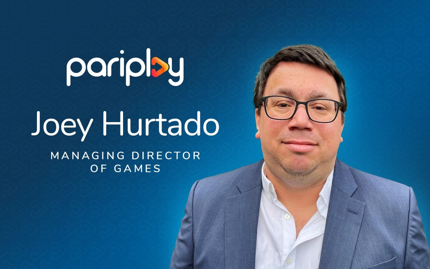 Joey Hurtado pariplay
