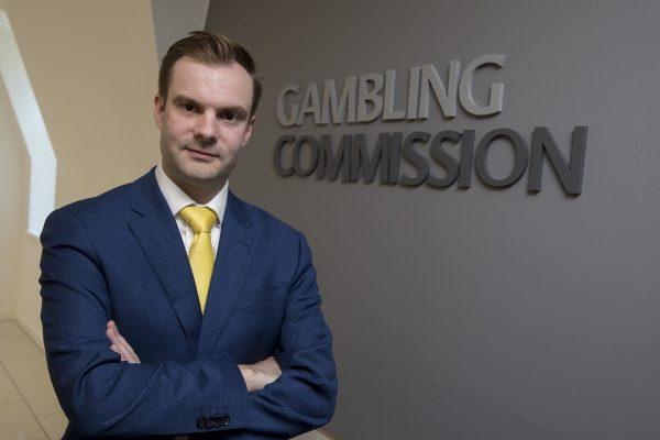 UK gambling commission chief tim miller