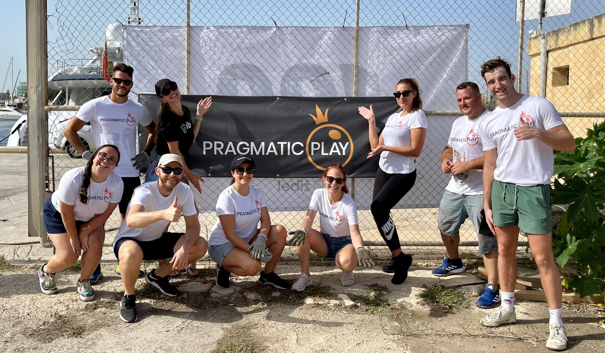 Pragmatic Play donates €12,000 towards eco-friendly causes in Malta