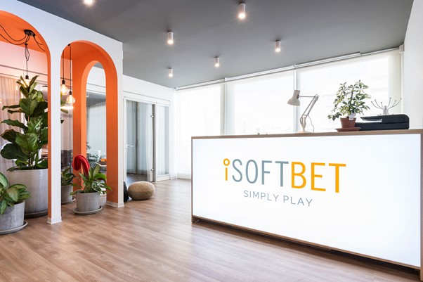 iSoftBet Malta offices - Angie the Architect